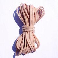 Модернизированный один Люди теннис для Банджи-тренировочная теннисная линия веревка самообучение теннисная веревка высокая эластичные 4 метра
