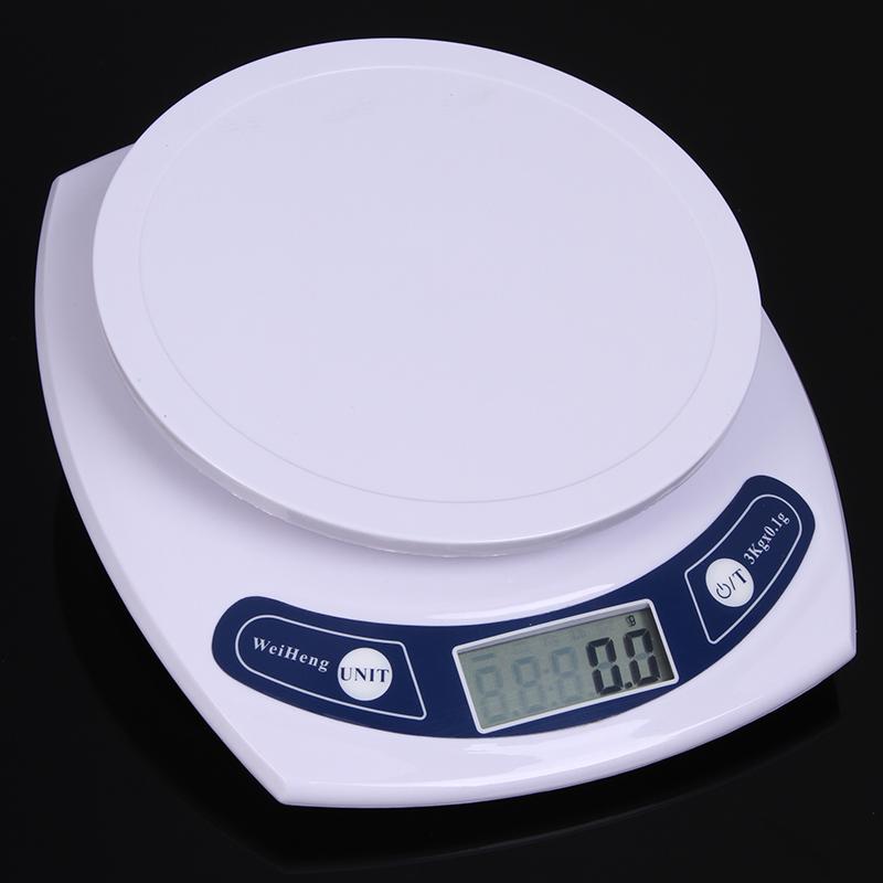 精准家用威衡电子称0.1g克数称烘培厨房称克秤食物称重0.01g小秤