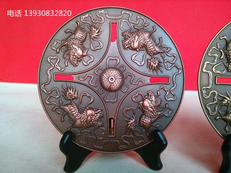 涿州罗海双黄铜紫铜麒麟竹鸟笼盖板 天津靛颏笼红子鸟笼鸟具配件