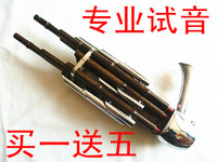 Сниженные цены бесплатная доставка по китаю 笙 Музыкальный инструмент профессионального качества звука 14 усиление пружины Fang Yi красный Профессиональное прослушивание легкой трубы