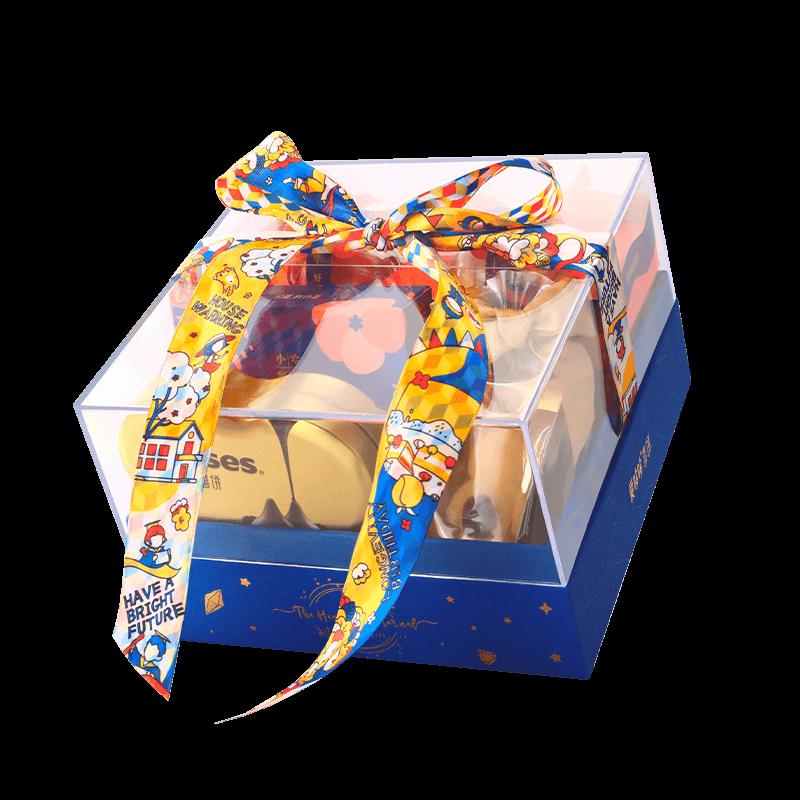 爱哆哆喜饼伴手礼女伴娘高端创意男伴郎回礼高档实用结婚订婚婚宴