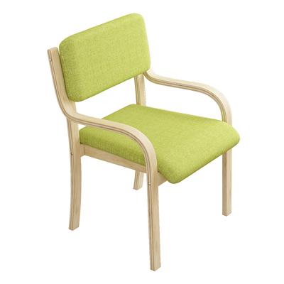 北欧简易家用餐椅现代简约椅子创意休闲椅电脑椅卧室曲木椅靠背椅