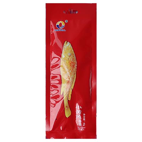 闽威特产小吃小黄鱼即食水产品休闲零食海鲜小鱼仔香辣味鱼干熟食