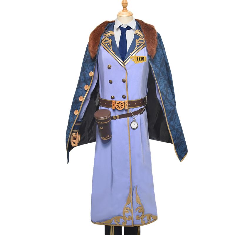 漫果家现货 第五人格cos服守墓人列车长cos全套套装cosplay服装女