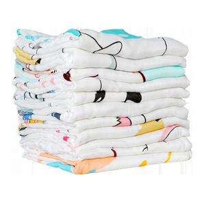夏季薄款婴儿冰丝被竹纤维盖毯