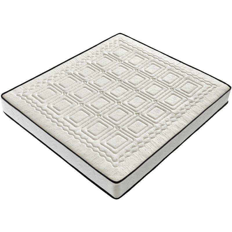 泰国天然加厚1.8 m床独立乳胶床垫价格口碑参看