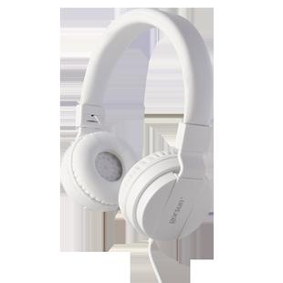 【歌尚】头戴式有线带麦重低音耳机