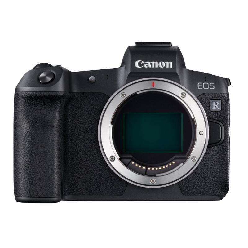 佳能全畫幅專業微單相機EOS R 送卡口適配器EOSR專微eosr機身國行