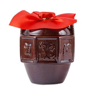圣塔绍兴冬酿二十年陈2斤1l糯米酒