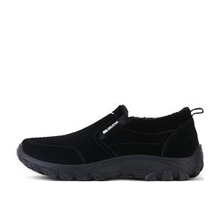 回力冬季加绒老北京帆布鞋加厚棉鞋