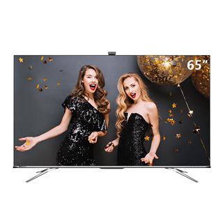海信電視機65英寸 65E8D 4K智慧屏ULED AI聲控社交全面屏電視機75