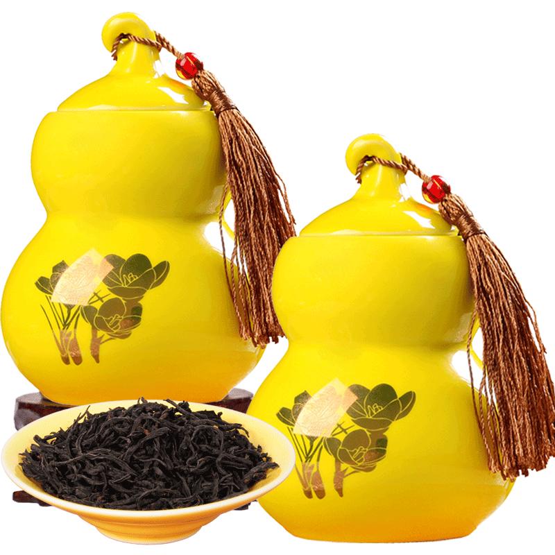 铁观音茶叶精美陶瓷罐装