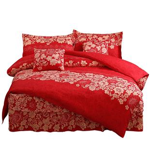 法丹兰四件套款加厚六件套床罩