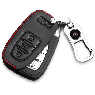 適用21款2021豐田19卡羅拉雷凌雙擎E+改裝飾汽車用品鑰匙套扣殼包