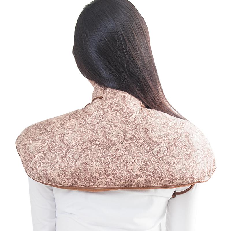 肩颈热敷电加热盐袋艾草艾灸包理疗袋仪颈椎护肩保暖护颈神器家用