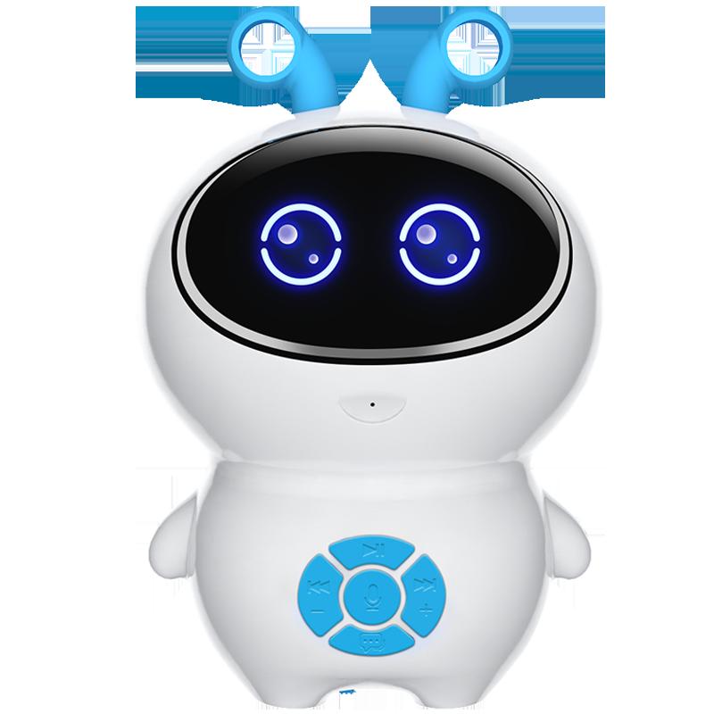 淘气精灵智能AI早教学习机器人儿童益智