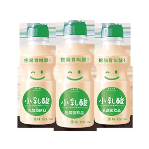 七果七茶小340mlx12瓶胃动力乳酸菌