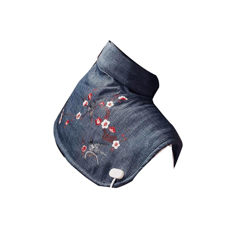 济寿堂盐袋海盐颈椎肩颈热敷包电加热粗盐艾灸艾盐电热理疗袋家用