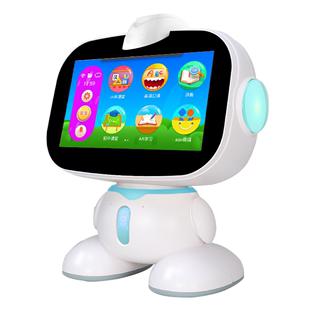 智能教育機器人9寸兒童早教機wifi 會説話的玩具小孩早教學習機寶寶遙控跳舞教學監控機器人多功能