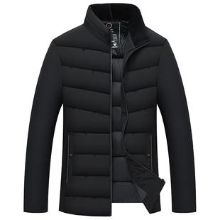 南极人中年男士加厚40岁保暖棉袄