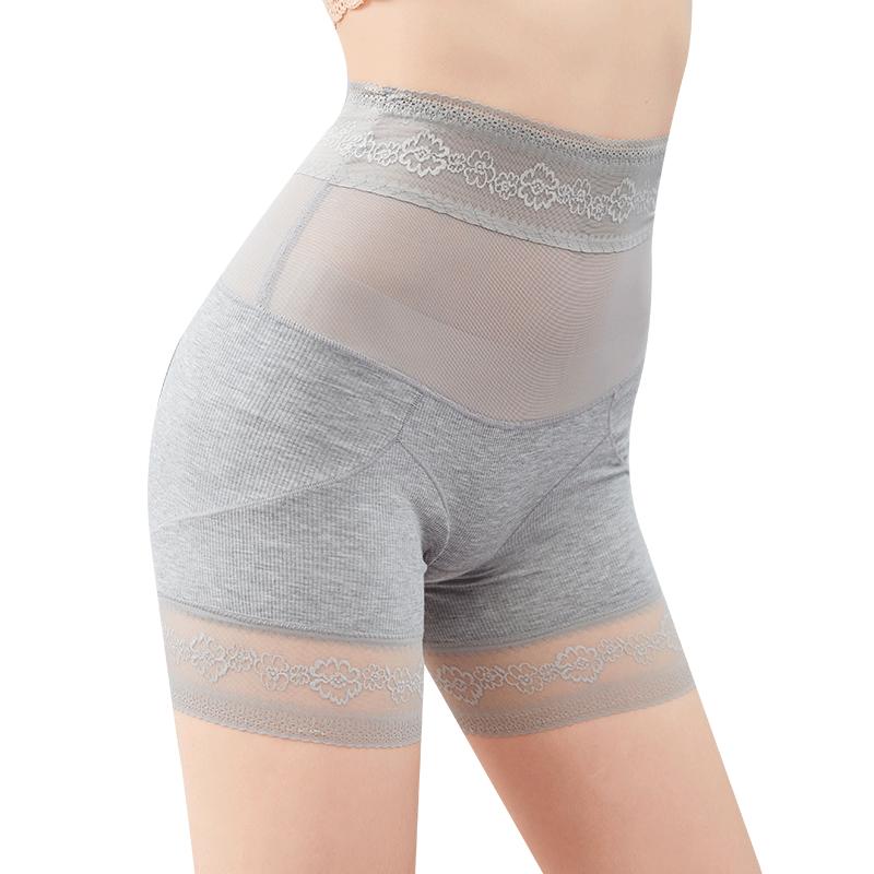 【3件装】安全裤防走光女夏高腰蕾丝可内外穿三分无痕薄款打底裤