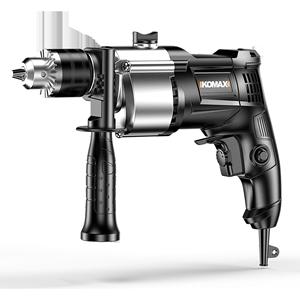 科麦斯电钻冲击钻家用电锤220V多功能电转小手钻电动螺丝刀手枪钻