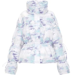 太平鳥官方旗艦店女裝短款羽絨服加厚2020秋冬季新款時尚寬鬆外套