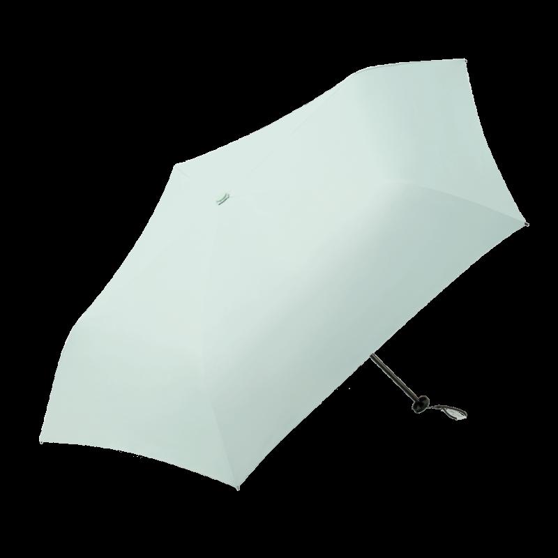 日本碧蔻资120克超轻便遮阳伞防紫外线晴雨伞女便携铅笔阳伞清新