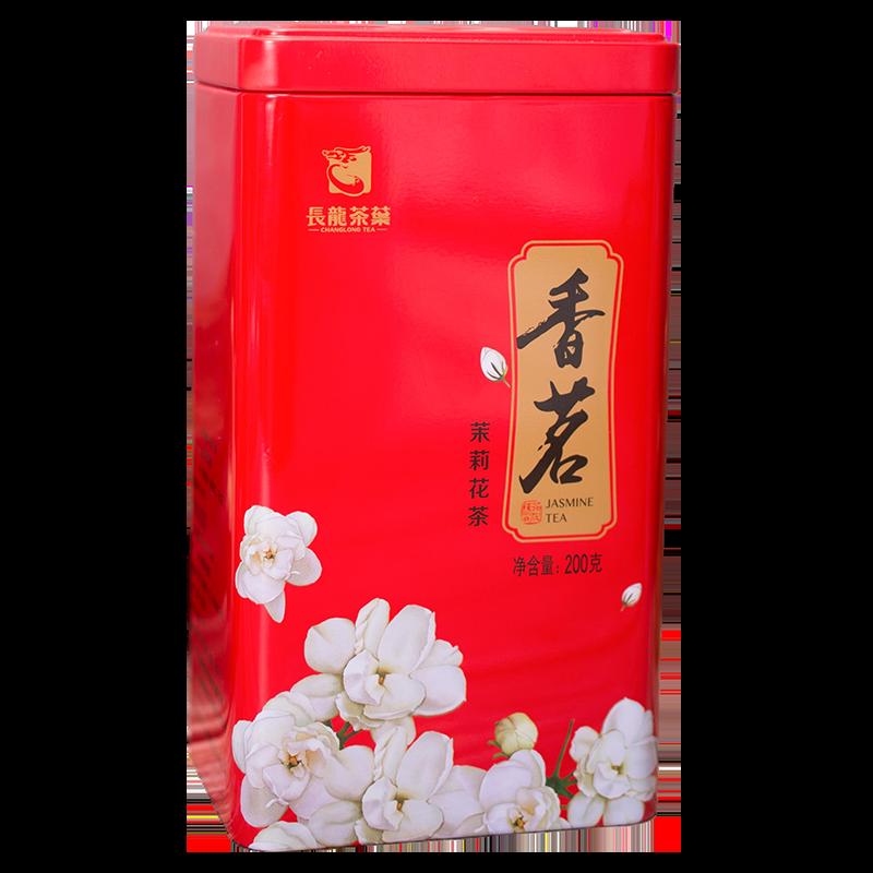 长龙茶叶茉莉花茶新茶浓香型茶叶绿茶