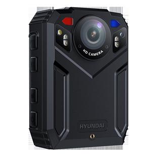 現代執法記錄儀高清小型隨身胸前佩戴便攜夜視防爆專業現場拍攝
