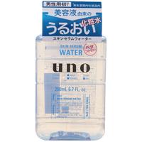 日本资生堂UNO男士爽肤水保湿补水控油收缩毛孔紧肤水须后水