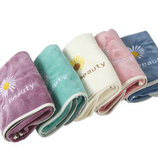 云鹭2面巾条装吸水毛巾