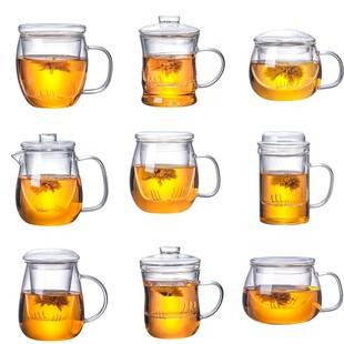 天潤和器耐熱加厚過濾內膽玻璃杯