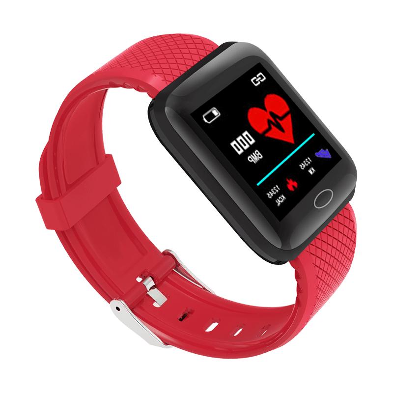 智能手环运动心率血压蓝牙防水男女多功能跑步适用于小米华为手机