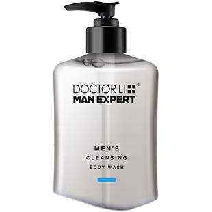 【预售!男士洗护套装】李医生男士无硅油洗发水古龙香沐浴露套装