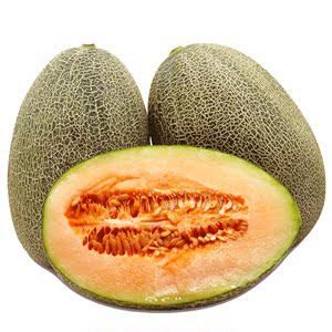 试吃哈密瓜新鲜单个装3斤左右甜瓜