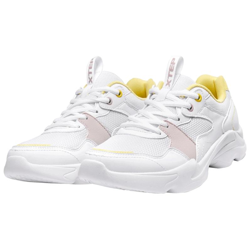 特步樱花运动鞋2020秋季新款女鞋好用吗
