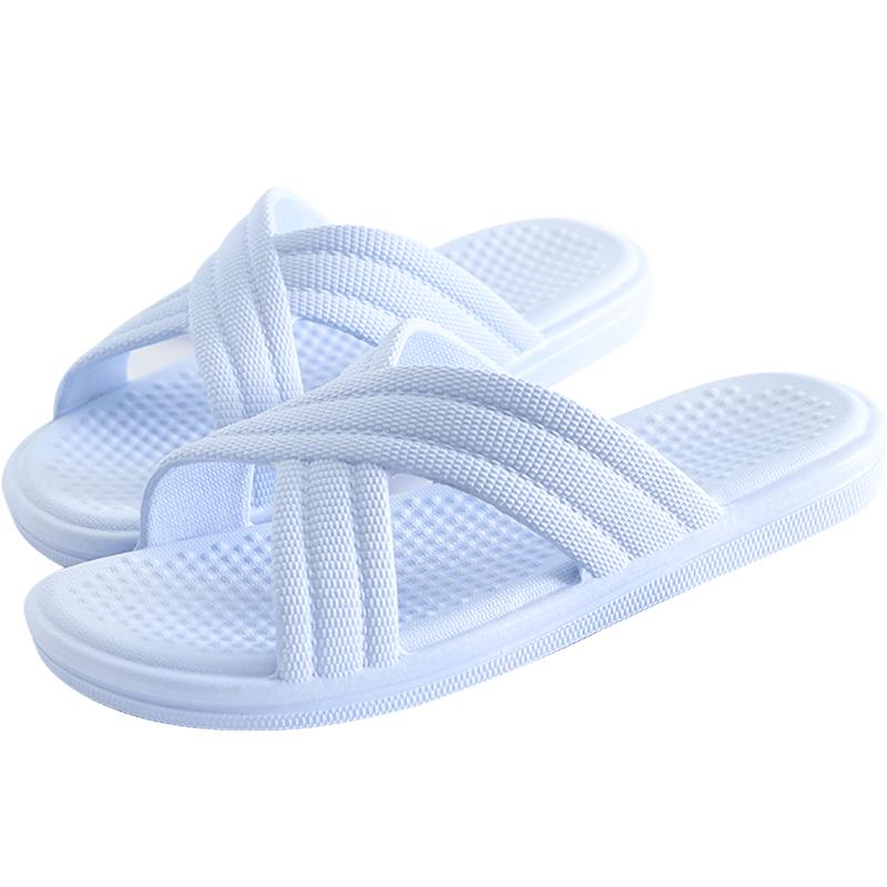 火轮夏季洗澡浴室防滑按摩女室内软底情侣家居家用夏天凉拖鞋男士