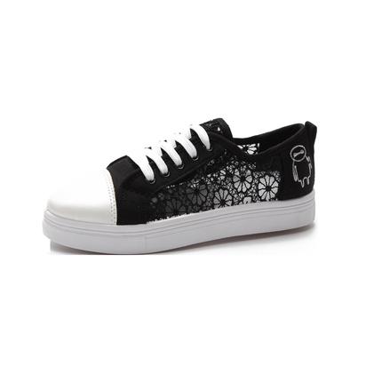 小白鞋2019新款爆款夏款网鞋女鞋