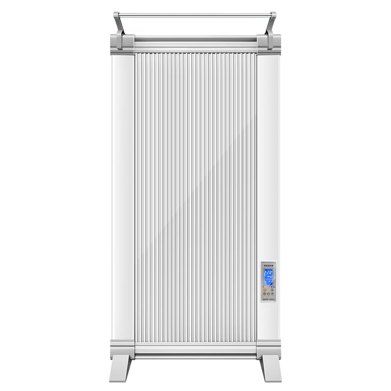 多朗碳晶家用节能省电壁挂立式Ψ速取暖器