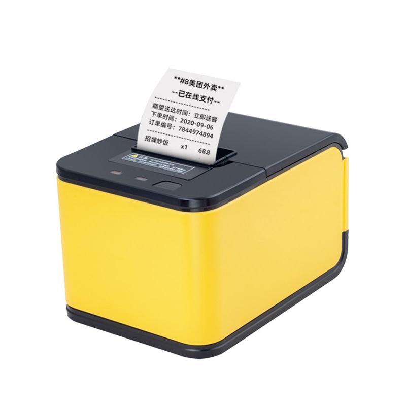 芯烨外卖订单打印机美团接单打单机质量可靠吗