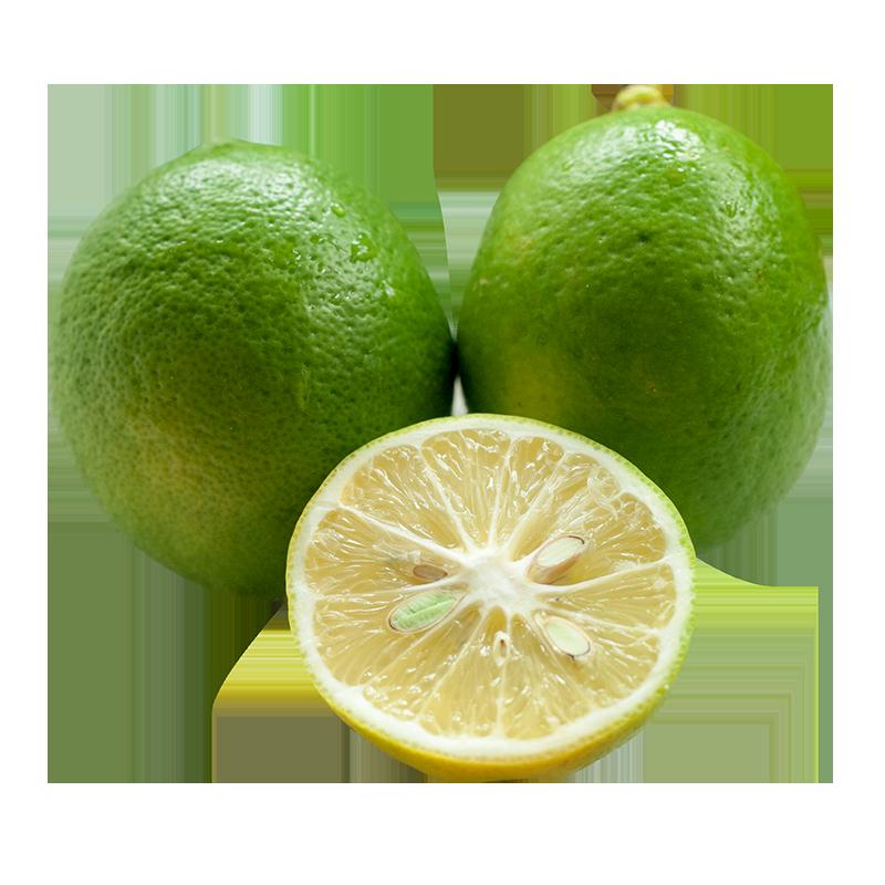 新鲜柠檬安岳青柠檬3斤柠檬片皮薄多汁非香水柠檬新鲜应季水果