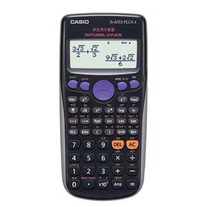 卡西欧fx-82es plus a中高考计算器