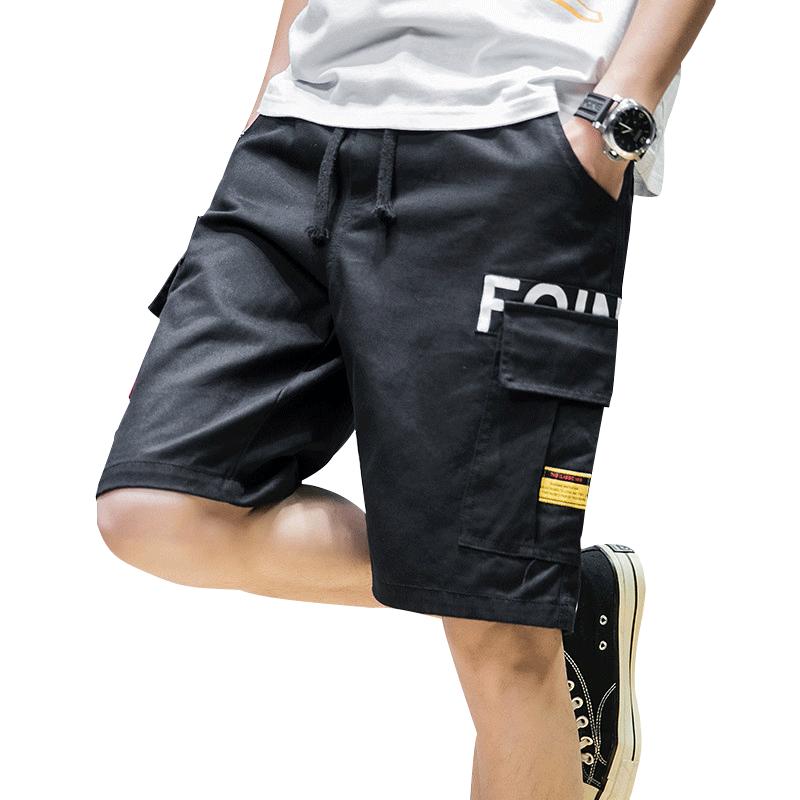 短袖男潮牌韩版潮流学生宽松上衣服青少年半袖超火cec体恤夏季t恤