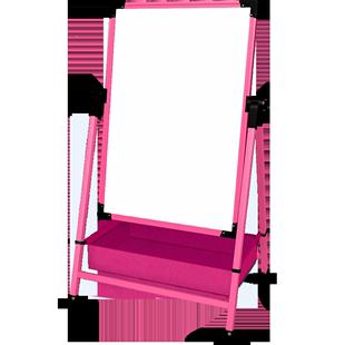 小學生畫架兒童畫板支架式可升降黑板筆塗鴉寫字家用磁性寶寶白板
