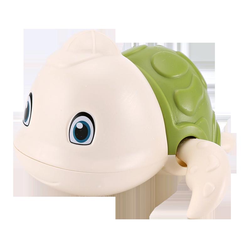 宝宝洗澡玩具小乌龟游泳