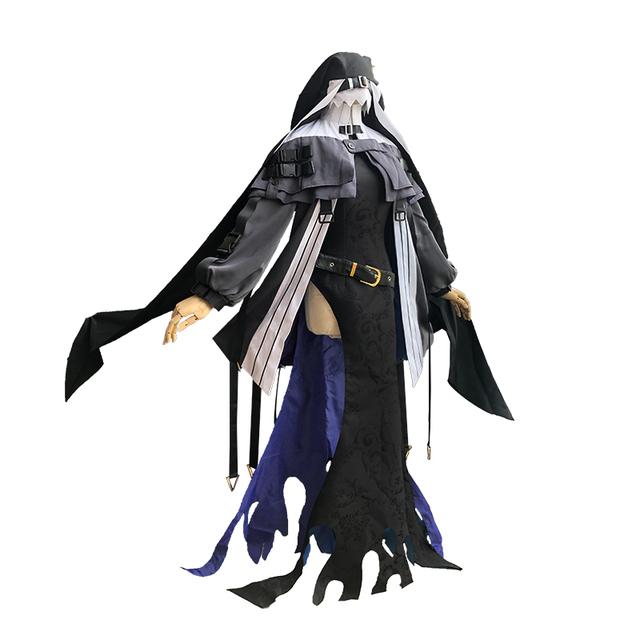 现货 猫次元【明日方舟】暗流幽灵鲨寒武纪时装游戏cosplay服装女