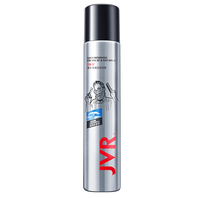 杰威尔喷雾男士头发造型膏油啫喱水