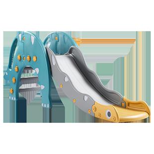 可優比寶寶滑滑梯兒童室內家用小型鞦韆組合遊樂園 3歲幼兒園玩具
