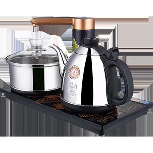 金灶K9全自動上水電熱燒水壺保温家用智能茶具泡茶專用電磁爐茶爐